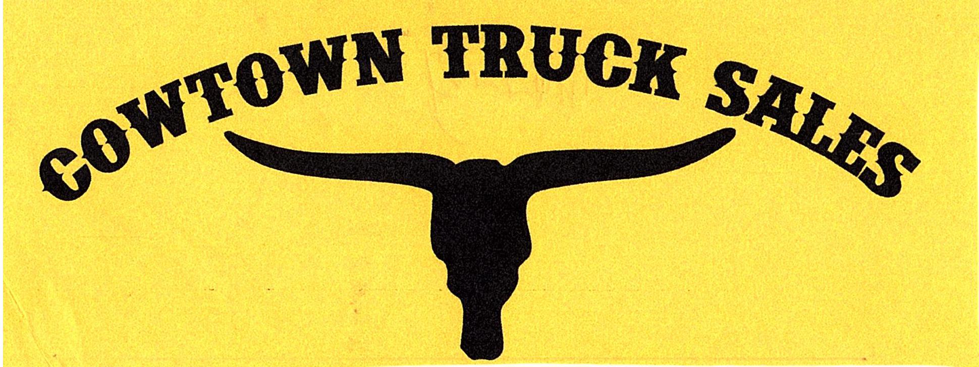 Cowtown Truck