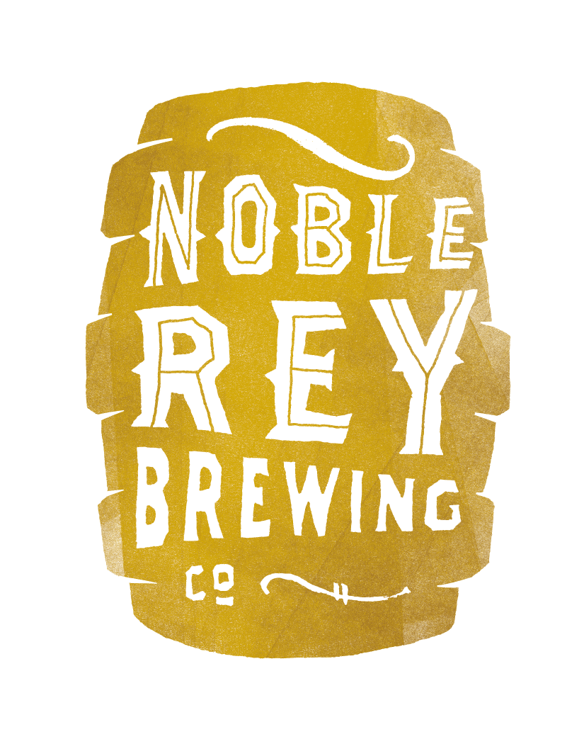 Nobel Rey Brewing Co. LOGO