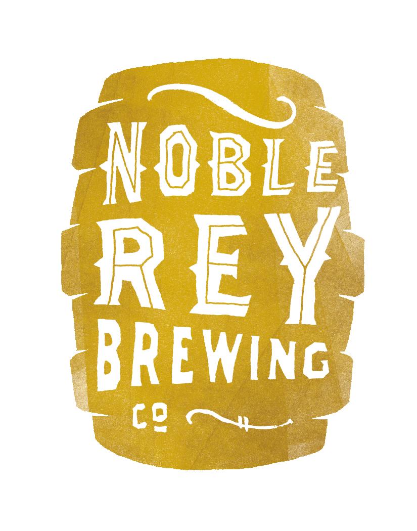 Nobel Rey Brewing Co. LOGO