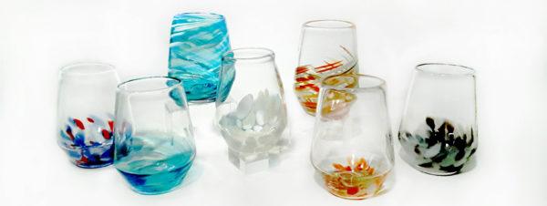 Wine Glass Slider