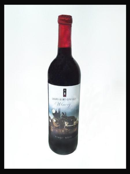 Wine - Bottle - GADA- Border